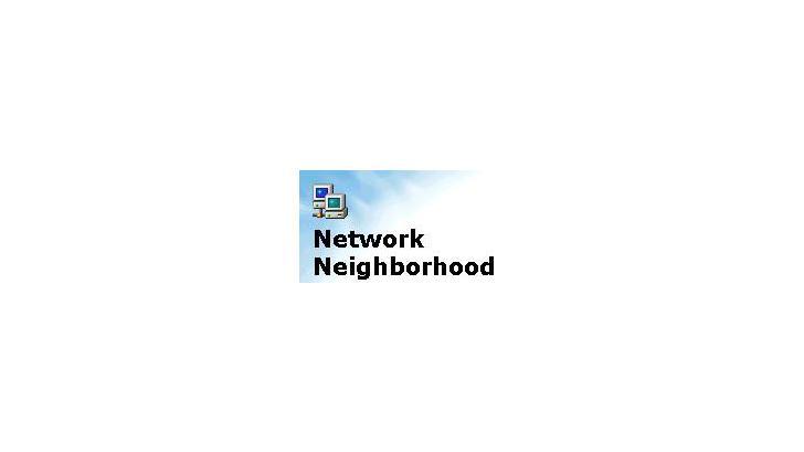 วิธีการซ่อนไอคอน Network Neighbourhood