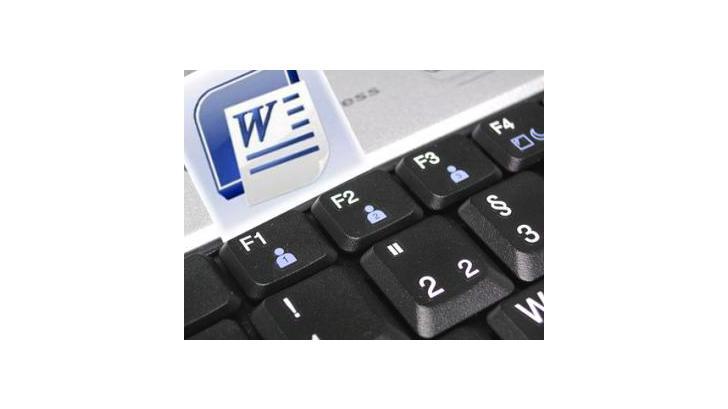 คีย์ลัด บน Microsoft Word