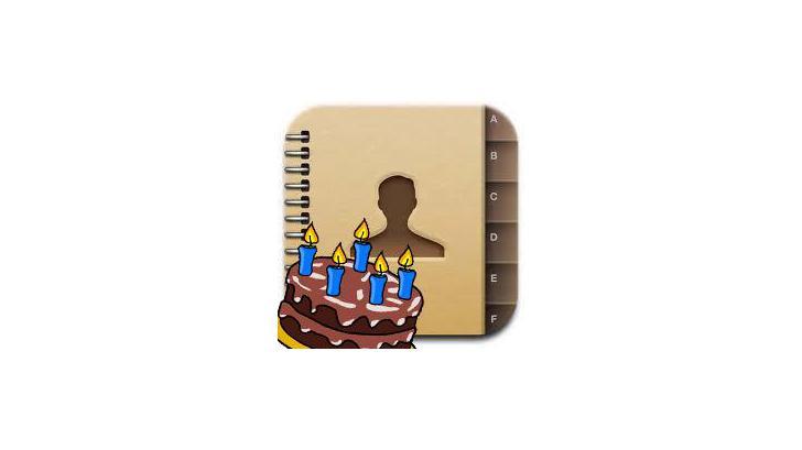 เพิ่มข้อมูลวันเกิดใน Contacts ใน iPhone
