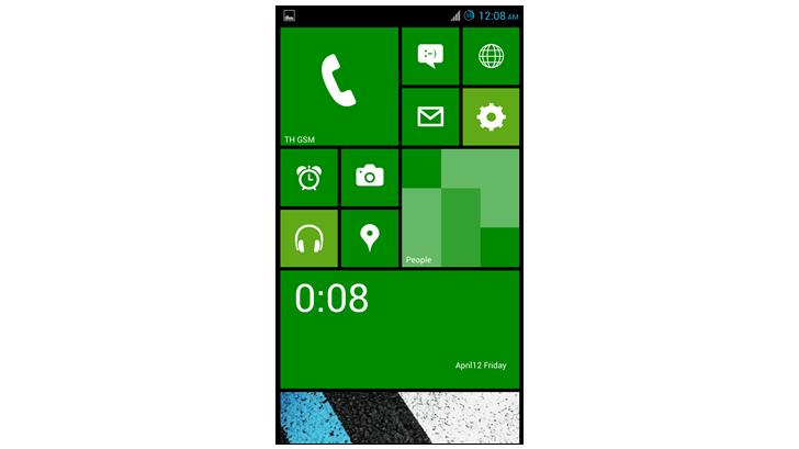 มาเปลี่ยน Android ให้เป็น Windows Phone 8 กันเถอะ