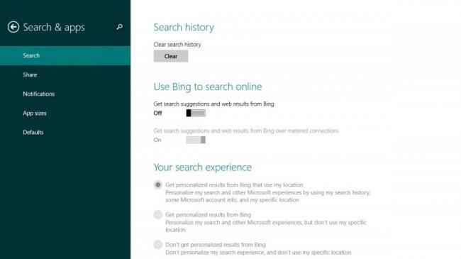 Configure Smart Search