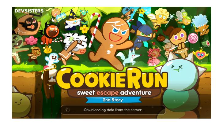 สาวก Cookie Run มาทำคริสตัลฟรี 200 อัน กันเถอะ [ทำได้ถึงวันที่ 5 มิถุนายน 2557]