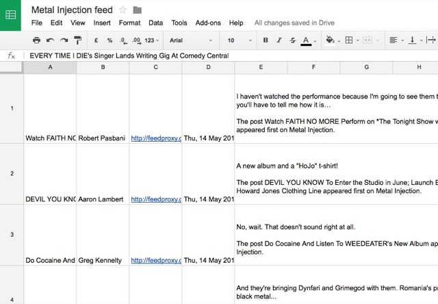 google-sheets-rss-feed