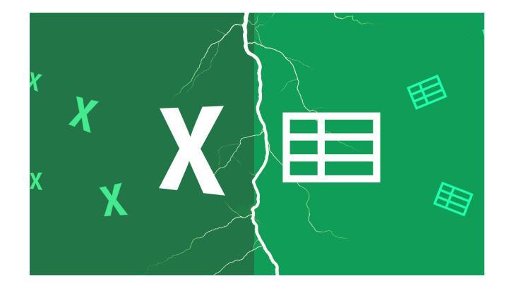 Excel กับ Google Sheets จะเลือกใช้โปรแกรมตัวไหนดี