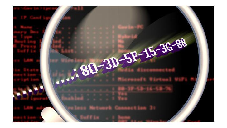 วิธีดูค่า MAC Address บนเครื่องคอมพิวเตอร์ PC ของเรา