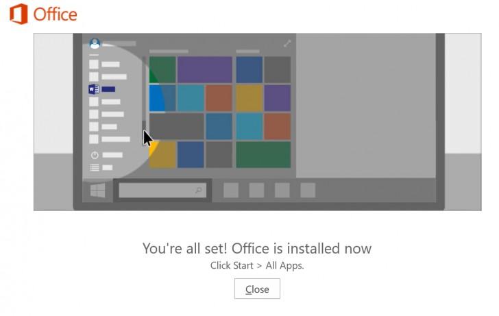 office-install