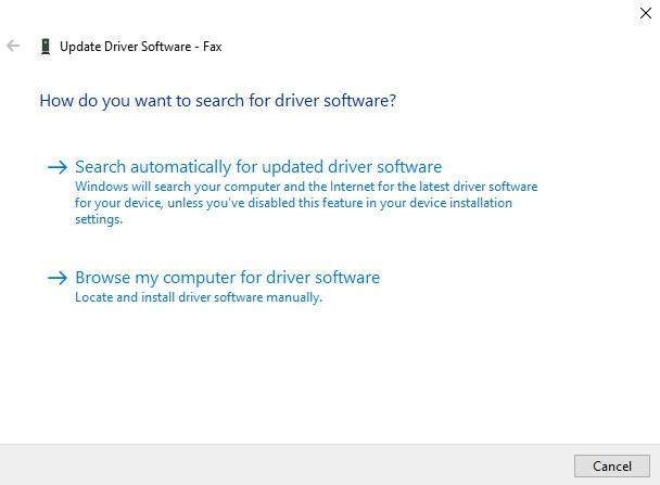 มองไม่เห็น Driver บนเครื่องคอมพิวเตอร์แก้ได้ด้วย 5 ขั้นตอน