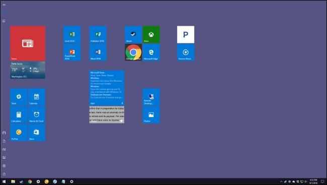 รวมเทคนิคปรับแต่ง Start menu ของ Windows 10 ให้สวยงามตามต้องการ