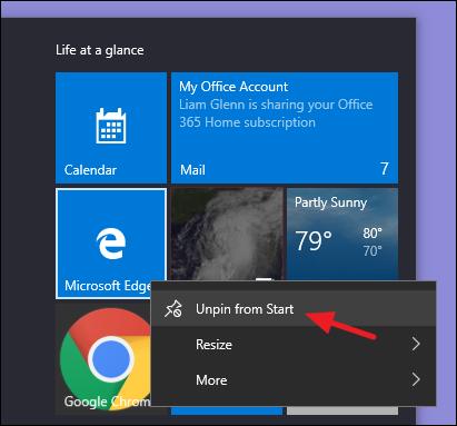 รวมเทคนิคปรับแต่ง Start menu ของ Windows 10 ให้ใช้งานง่ายขึ้น