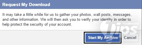 สอนวิธีดาวน์โหลดรูปภาพใน Facebook