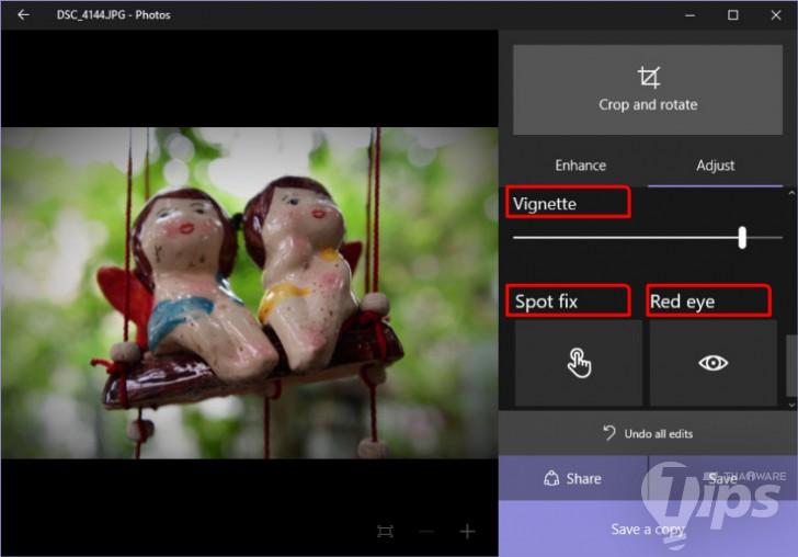 ไม่ต้องง้อ Photoshop มาแต่งภาพให้สวยได้ง่ายๆ ด้วยเครื่องมือฟรีที่มีอยู่ใน Windows 10