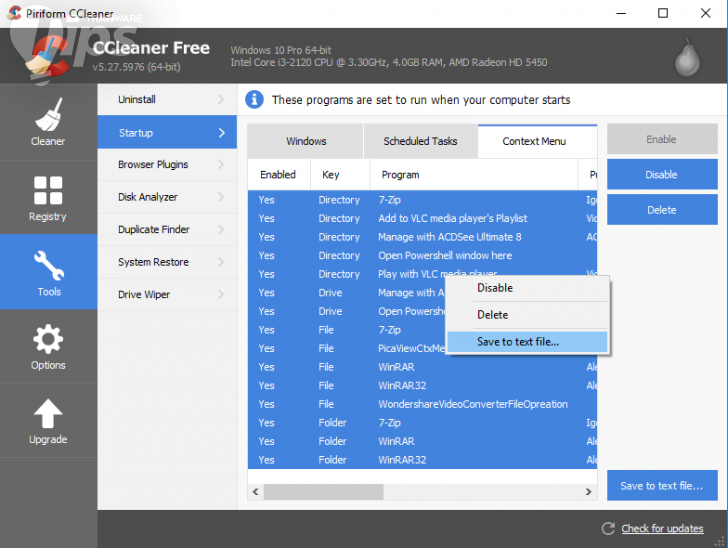 6 สิ่ง ในโปรแกรม CCleaner ที่คุณอาจไม่รู้มาก่อนว่ามันทำแบบนี้ได้ด้วย