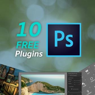 แจกฟรี 10 ปลั๊กอินน่าใช้บน PhotoShop
