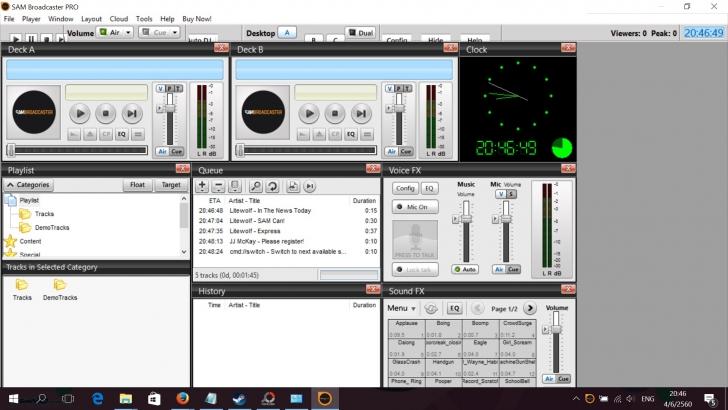 แปลงร่างเป็นดีเจวิทยุออนไลน์ผ่านบริการ Live Audio