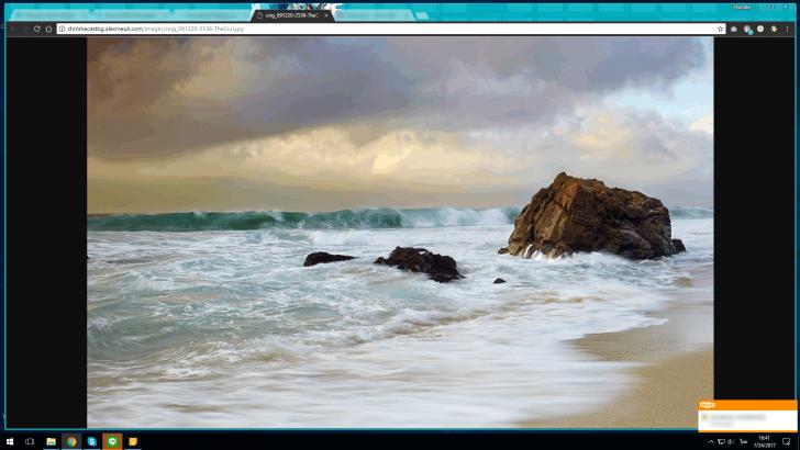 วิธีบันทึกภาพพื้นหลังสวยๆ จาก Chromecast สำหรับ Windows และ Android ง่ายๆ