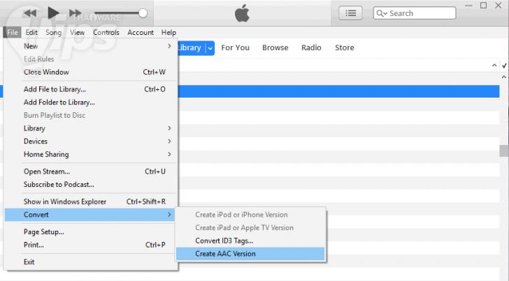 วิธีทำเสียง Ringtone ลงใน iPhone ด้วยโปรแกรม iTunes แบบง่ายๆ (ทำได้ทุกเวอร์ชั่น)