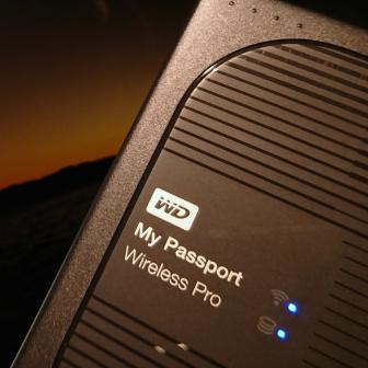 วิธีทำให้ฮาร์ดดิสก์ไร้สายแบบพกพา WD Wireless Pro เปิดอ่านไฟล์ RAW ได้