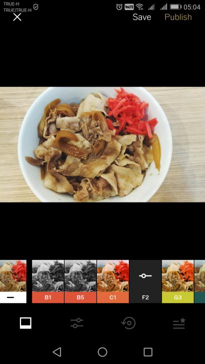 รวมแอพฯ แต่งรูปของกินให้ดูน่าอร่อยกว่าเดิม สำหรับคนชอบแชะก่อนชิม