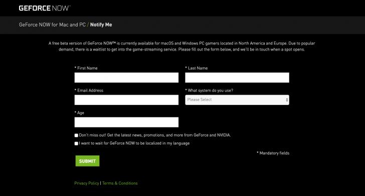 Geforce NOW กับ Cloud-Gaming คืออะไร ? และแนะนำขั้นตอนการสมัคร Geforce NOW