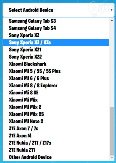 วิธีลง Fortnite Beta บนสมาร์ทโฟน Android ทั้งซัมซุงและรุ่นอื่นๆ
