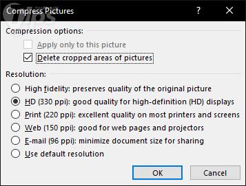 3 วิธีง่ายๆ ช่วยลดขนาดไฟล์เอกสารของ Microsoft Word