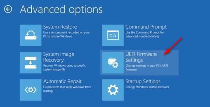 วิธีเข้า BIOS, UEFI บนคอมพิวเตอร์ และโน๊ตบุ๊ค