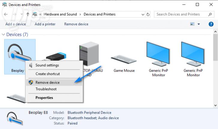 วิธีแก้ปัญหา Windows 10 เล่นเพลงผ่านอุปกรณ์ Bluetooth แล้วคุณภาพเสียงแย่