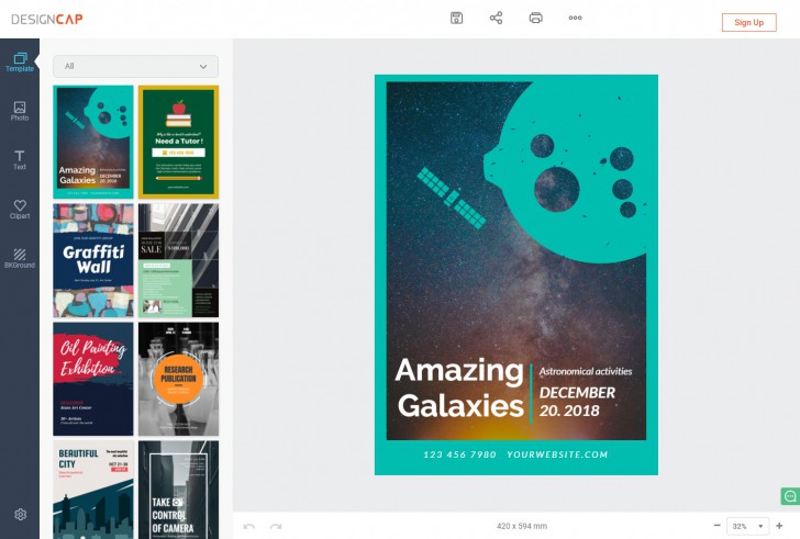 5 เว็บทำรูปกราฟฟิกออนไลน์ เน้นใช้งานง่าย ใครก็ใช้ได้