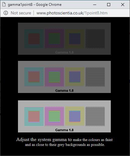 ฟรีเครื่องมือออนไลน์ ที่ช่วยปรับแต่งการแสดงผลหน้าจอคอมฯ ให้มีสีสันเที่ยงตรงมากขึ้น