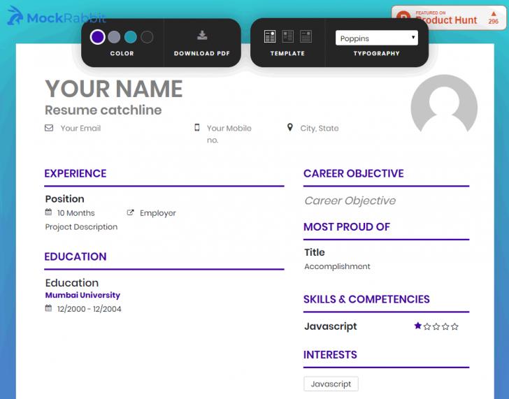 แนะนำ 5 เครื่องมือออนไลน์ สร้าง Resume ให้ดูมืออาชีพ เตะตาผู้ว่าจ้าง