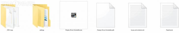 วิธีลบไดร์เวอร์การ์ดจอเพื่อลงใหม่แบบ Clean ด้วยโปรแกรม Display Driver Uninstaller DDU