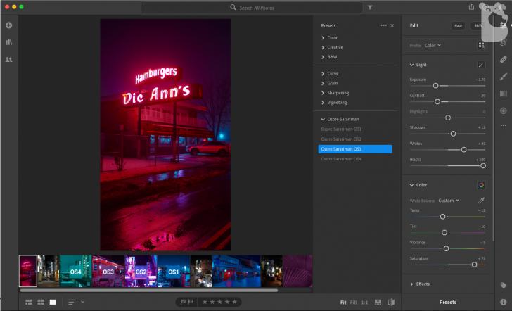แจก Preset แต่งภาพใน Adobe Lightroom บนมือถือ พร้อมวิธีลง