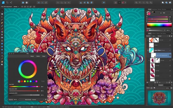 แนะนำโปรแกรมสร้าง Vector ใช้แทน Adobe Illustrator สำหรับผู้ใช้ Mac ที่ต้องการประหยัด