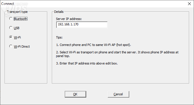เปลี่ยนมือถือให้เป็นไมค์ เพื่อใช้บนคอมพิวเตอร์ Windows