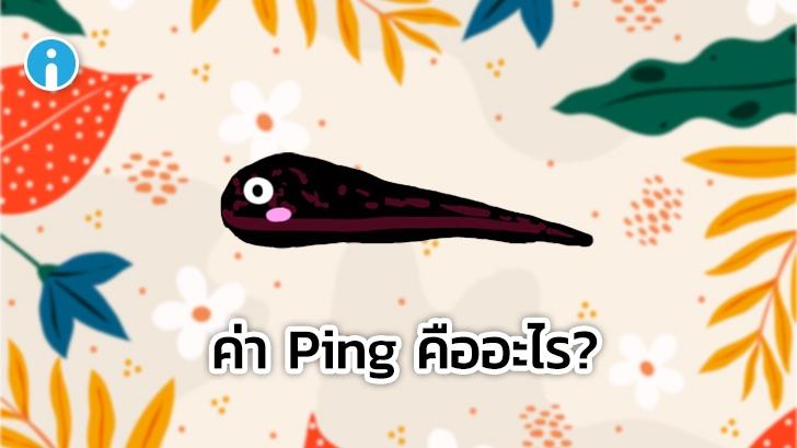 ค่า Ping คืออะไร ? เราจะทำค่า Ping ให้เป็น 0 ได้หรือเปล่า ?