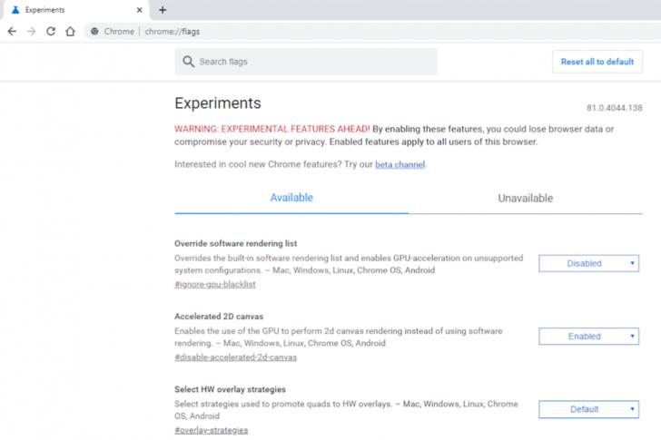 เทคนิคการใช้ Google Chrome บนเครื่องพีซี (Google Chrome Tips and Tricks for PC)